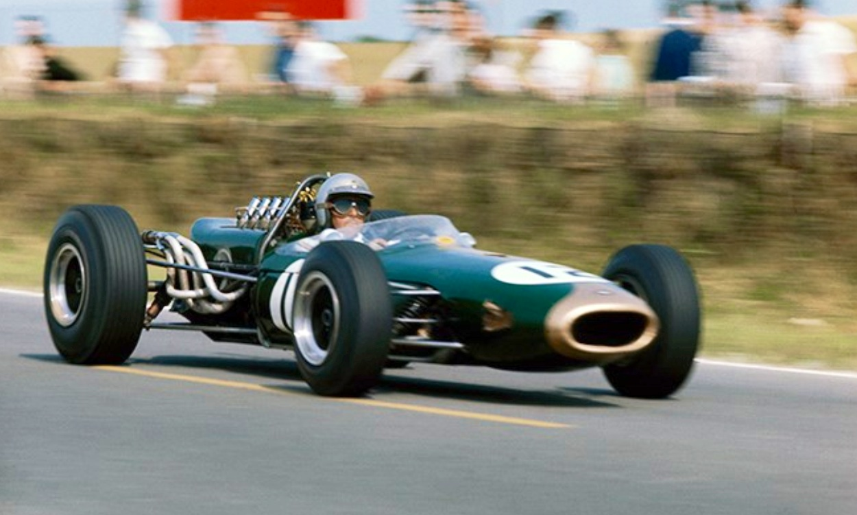 Jack Brabham: The Legend That Was – Infernal Combustion