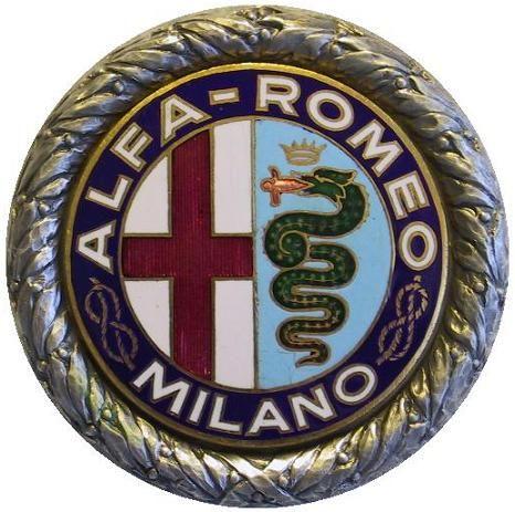 Alfa Romeo Laurel